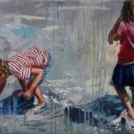 Cveta-On-The-River-Side-II-2020-oil-on-canvas-50x60cm-