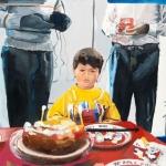 2010-08-Electric-birthday-110x160-Oel-auf-Leinwand