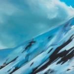 Schnee6-2013-Oel-auf-Leinwand-40x50cm