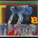 Blue-Virgil_1988_Acryl-auf-Leinwand_60x67cm