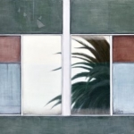 Fassade XI - 2016 - 100 x 200 cm - acryl auf leinwand