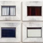 Fassade XIV - 2017- je 33x41 cm
