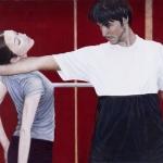 Oxana and Igor 120 x 180
