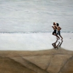 Strand XV - 2012 - 60 x120 cm