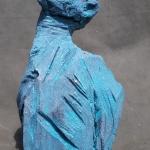 Kleine-Bueste-Bronze-40-cm-2021.-Detail