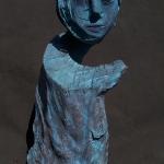 Spiralmensch-Bronze-34cm-2021